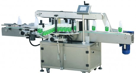 650 double-side labeling machine