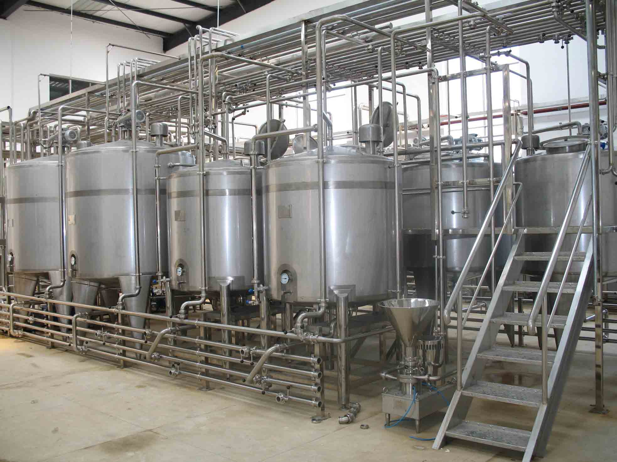Dairy Processing Lines