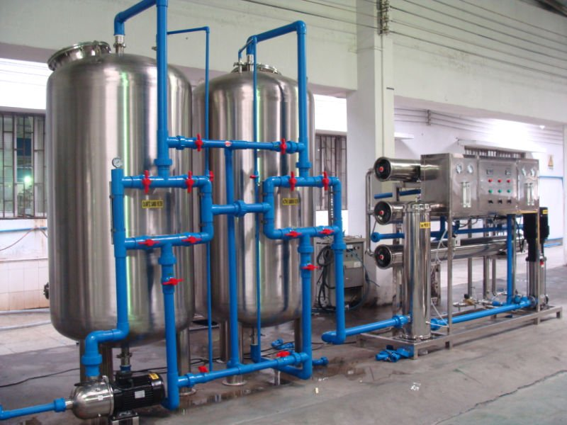 Water Purification Systems Kadolta Packaging Machines